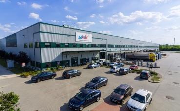 LOXX zwiększa powierzchnię w Prologis Park Warsaw II